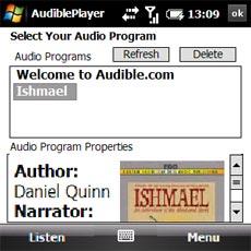 AudiblePlayer