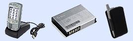 BatteryCradle + Treo Battery