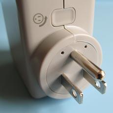 Belkin Mini Surge Protector - Plug