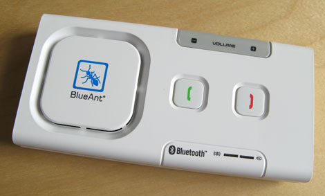 Blueant Supertooth Light