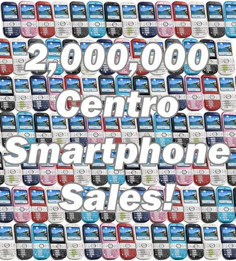 Centro Smartphone Sales