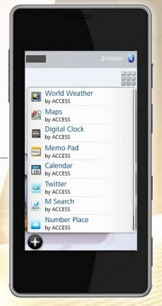 Edelweiss Smartphone - Apps