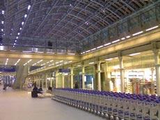 Eurostar St Pancras International Station
