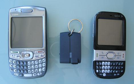 Freedom Keychain Treo GPS