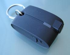 Freedom Keychain Treo GPS - Side