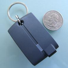 Freedom Keychain Treo GPS - Size