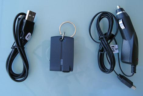 Freedom Keychain Treo GPS Kit