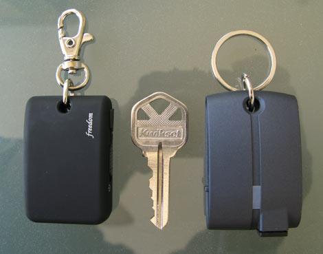 Freedom Keychain GPS 2000