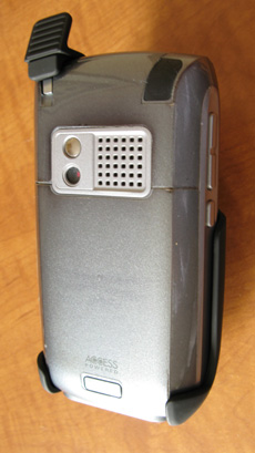 Helix Holster Treo Front