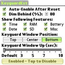KeyguardExt - Setup