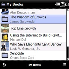 Kinoma-Play-Audible-My Books