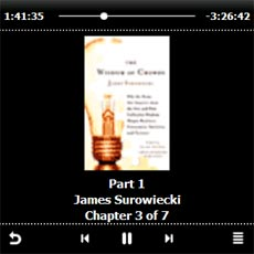 Kinoma-Play-Audible-Stream Audiobook