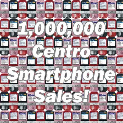 1.0 Million Centro Sales