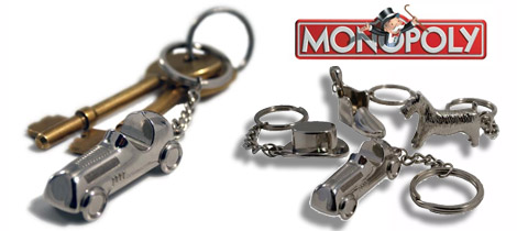 Monopoly Charms