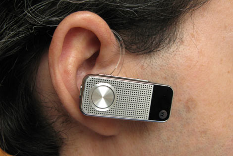 Motorola H12 - On Ear