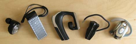 Motorola H9 Miniblue Comparison
