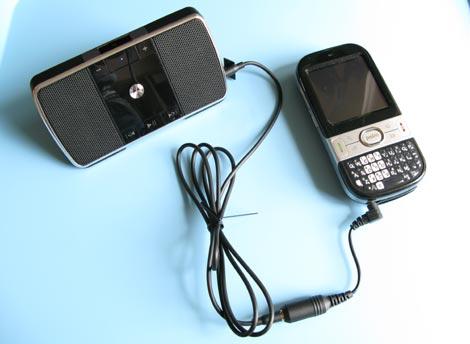 Motorola EQ5 - wired