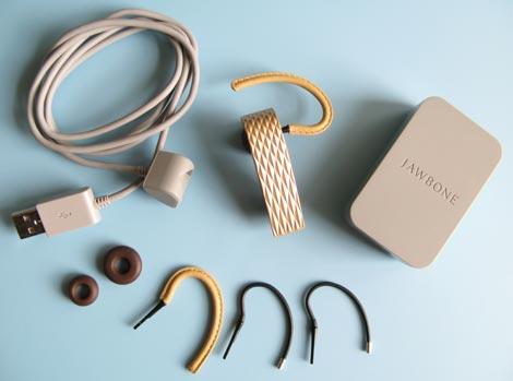 New Jawbone Gold - Kit