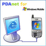 PDAnet-for-Windows-Mobile