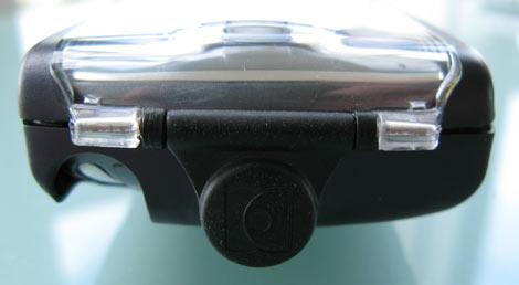 Pacific Rim Metal Case - Swivel Mechanism