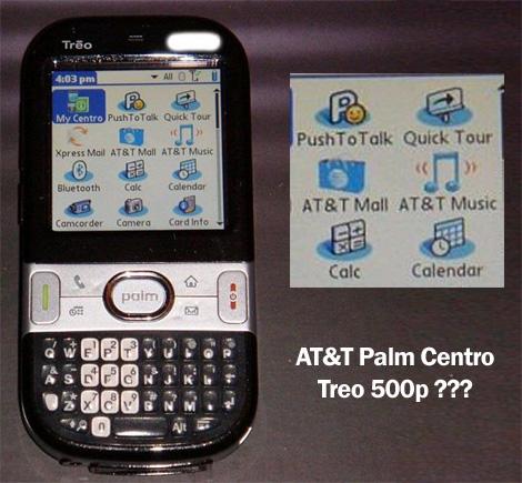 Palm Centro Treo 500p GSM