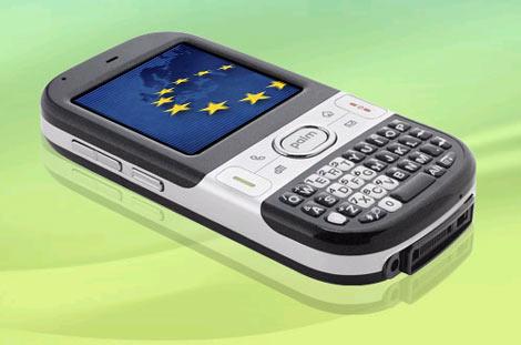 Palm Centro GSM Europe