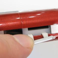 Palm Centro microSD Slot & IR