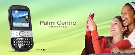 Palm Centro Pre Order Black