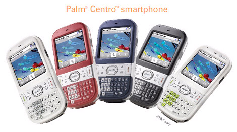 Palm Centro Color Range