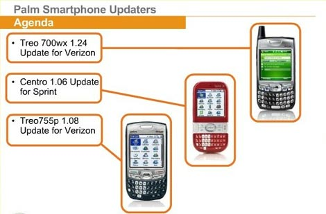 Palm Smartphone Updaters