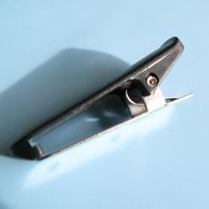 Palm-Treo-Pro-Leather Side Case - Belt Clip 4
