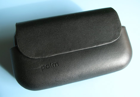 Palm Treo Pro Leather Side Case