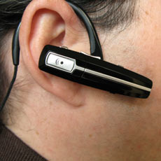 Plantronics 855 - Right Ear