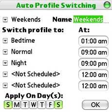 PowerMan Auto Profile Switching 2