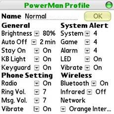 PowerMan Profile