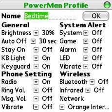 PowerMan Profile 3