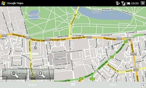 Refly Mobile Companion - Google Maps