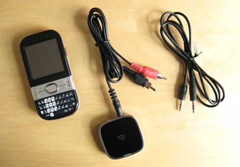 BlackBerry Remote Stereo Gateway - Kit