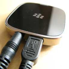 BlackBerry Remote Stereo Gateway - Back
