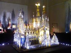 Sagrada Familia scale model