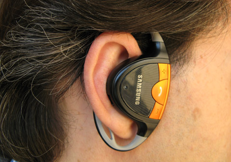 Samsung WEP430 On Ear