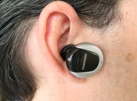 Samsung WEP 500 On Ear