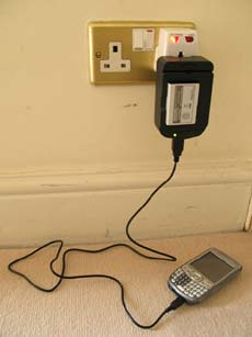 Seidio Treo Battery Charger