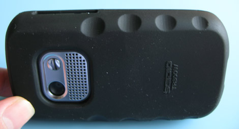 Skin case for Treo 800w