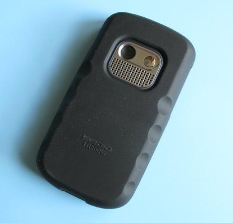 Skin case for Treo 800w - Back