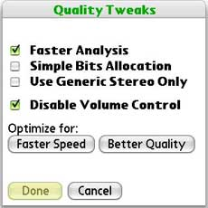 Softick Audio Gateway setting 2
