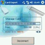 Softick Card Export