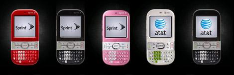 Sprint AT&T Color Range