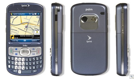 Treo 800w Review