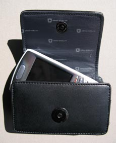Swiss Mobility Case - Open Front